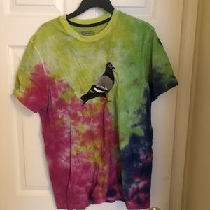 Tye dye staple pigeon shirt